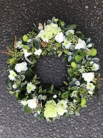 Sympathy Wreath - 2 sizes