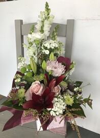 A Floral Affair Arrangement